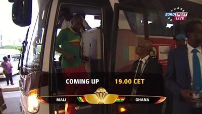 Кубок Африканских Наций 2013 / Матч за 3-е место / Мали - Гана