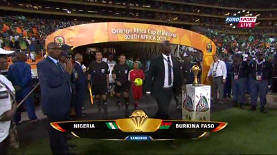 Кубок Африканских Наций 2013 / Финал / Нигерия - Буркина-Фасо