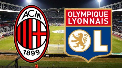 Лион – Милан | Товарищеский матч 2015
