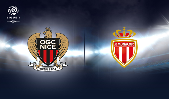 Ницца монако футбол