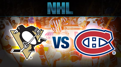 NHL 16/17, RS: Pittsburgh Penguins - Montreal Canadiens (18.10.2016)