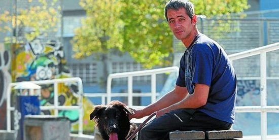 Реал Сосьедад нанял на работу бездомного