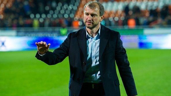 Урал объявил об отставке Скрипченко