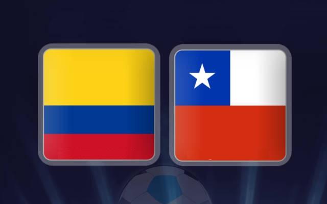 Видео обзор матча Колумбия – Чили (10.11.2016)