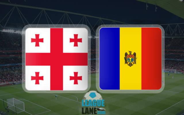 Видео обзор матча Грузия - Молдова (12.11.2016)