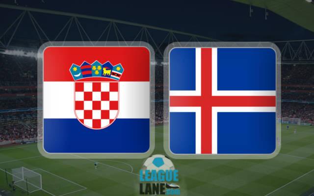 Видео обзор матча Хорватия - Исландия (12.11.2016)