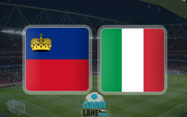 Видео обзор матча Лихтенштейн - Италия (12.11.2016)