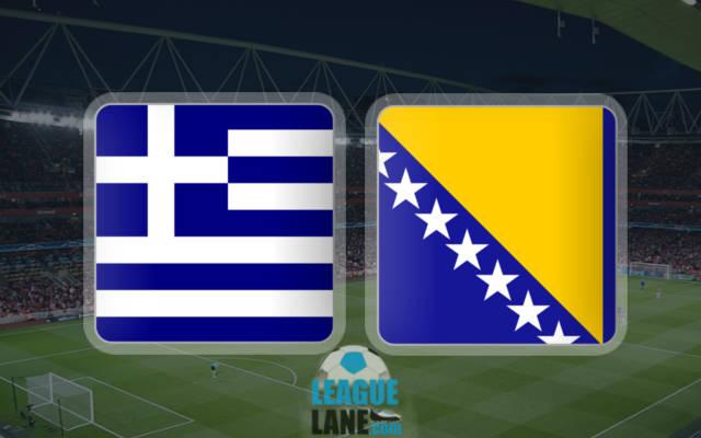 Видео обзор матча Греция - Босния и Герцеговина (13.11.2016)