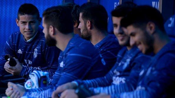 Реал готов продать Хамеса за 70 млн евро