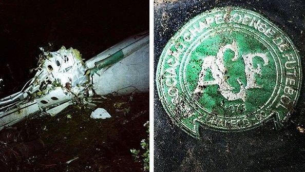 Вратарь Шапекоэнсе скончался в больнице после авиакатастрофы в Колумбии