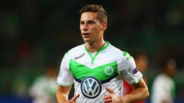 Дракслера освистали фаны, футболист хочет уйти из Вольфсбурга