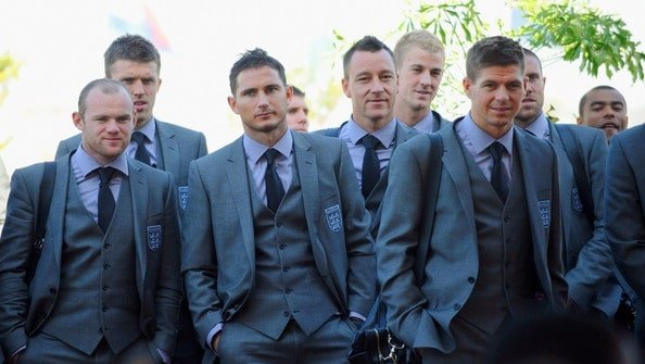Джеррард, Лэмпард и Терри могут войти в тренерский штаб сборной Англии