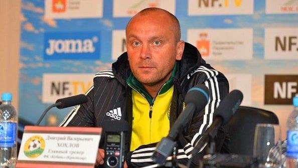 Хохлов займёт должность советника гендиректора Динамо