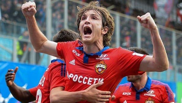 Защитник ЦСКА входит в шорт-лист Барселоны