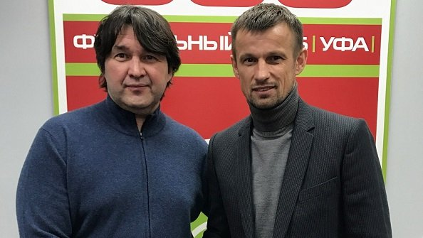 Сергей Семак стал главным тренером Уфы