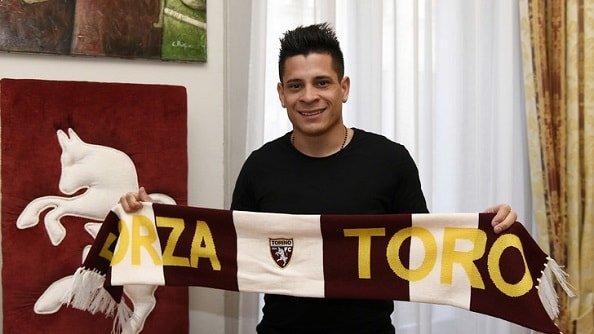 Торино объявил о подписании Итурбе и выкупе Фальке