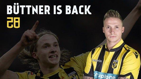 Бюттнер возвращается в Нидерланды