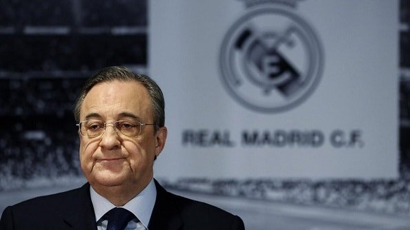 Флорентино Перес может покинуть пост президента Реала