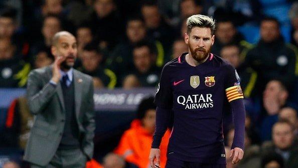 Месси попросил Гвардиолу рассмотреть возвращение в Барселону