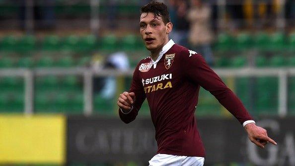 Бавария нацелилась на нападающего Торино Белотти
