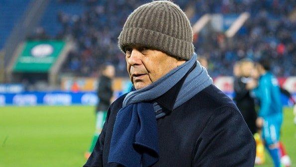 Зенит выплатит Луческу 2,5 млн евро в случае увольнения