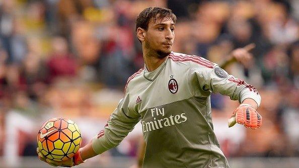Милан отклонил предложение Реала по Доннарумме