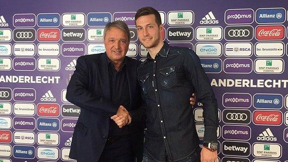Андерлехт выкупил у Тулузы защитника сборной Сербии