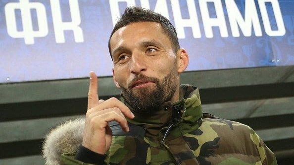 Экс-нападающий Динамо Кураньи объявил о завершении карьеры