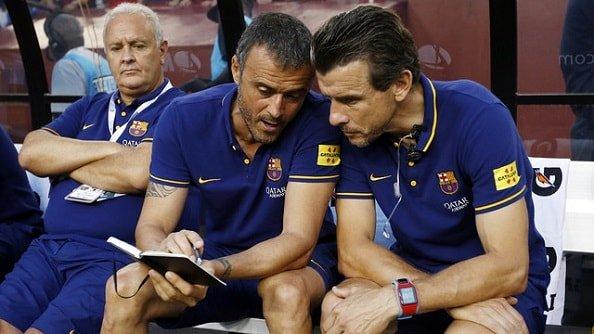 В Барселоне думают сделать ставку на Унсуэ