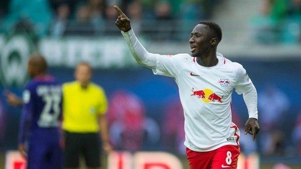 Бавария нацелилась на полузащитника РБ Лейпциг Кейта