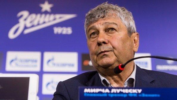 Зенит может уволить Луческу в случае проигрыша Спартаку