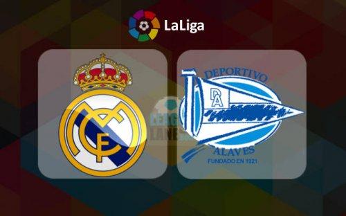 Реал Мадрид - Алавес обзор матча (02.04.2017)