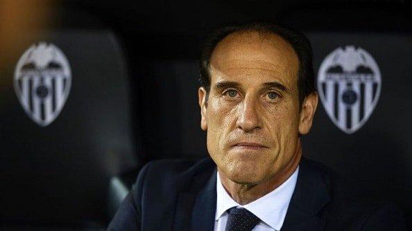 Воро Гонсалес покинет пост тренера Валенсии в конце сезона