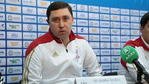 Газзаев может снова возглавить Актобе