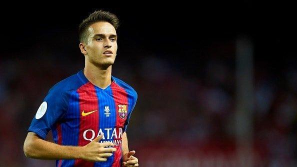 Арсенал, Тоттенхэм, Рома и Наполи ведут борьбу за полузащитника Барселоны