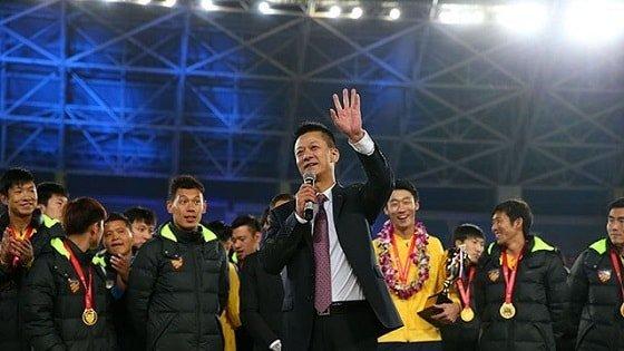 У Тяньцзинь Цюаньцзянь есть договорённость с нападающим мирового класса