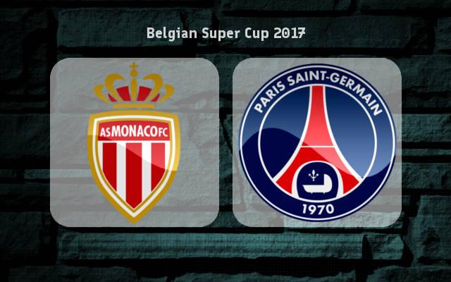 Монако – ПСЖ (29.07.2017) | Суперкубок Франции 2017