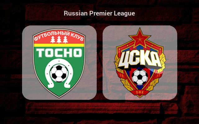 Тосно – ЦСКА