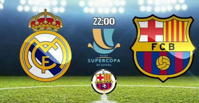 Барселона реал мадрид смотреть запись матча