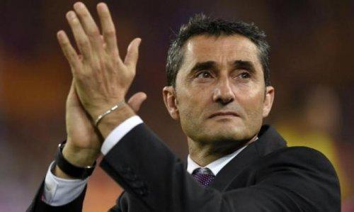 Вальверде заявил, что «Барселона» преодолела трудности