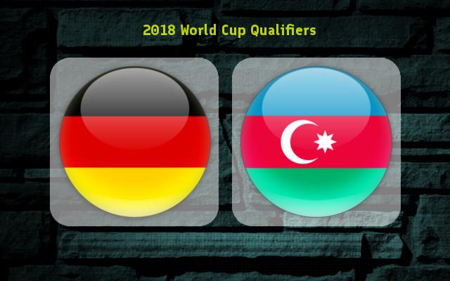 Германия – Азербайджан