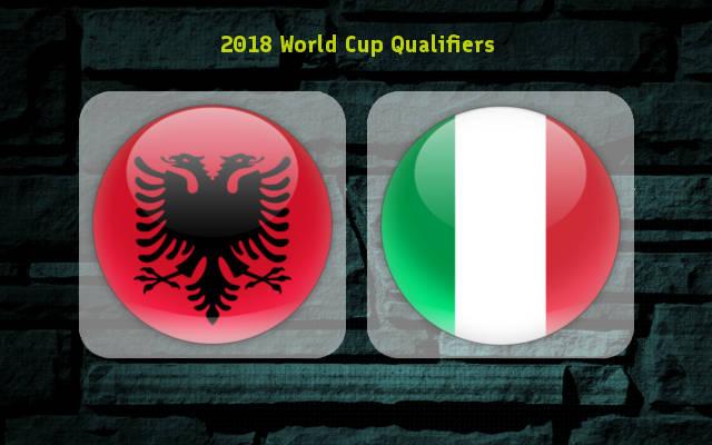 Албания – Италия