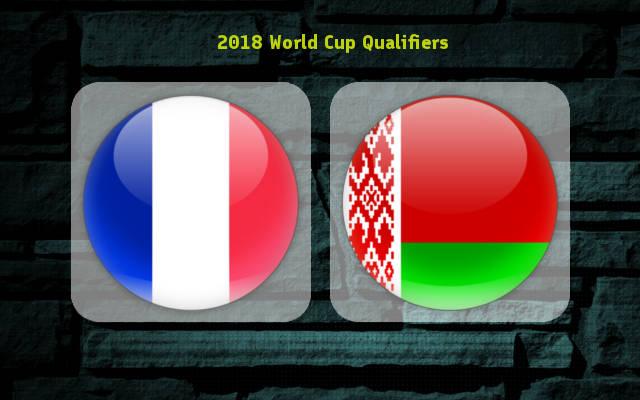 Франция – Беларусь