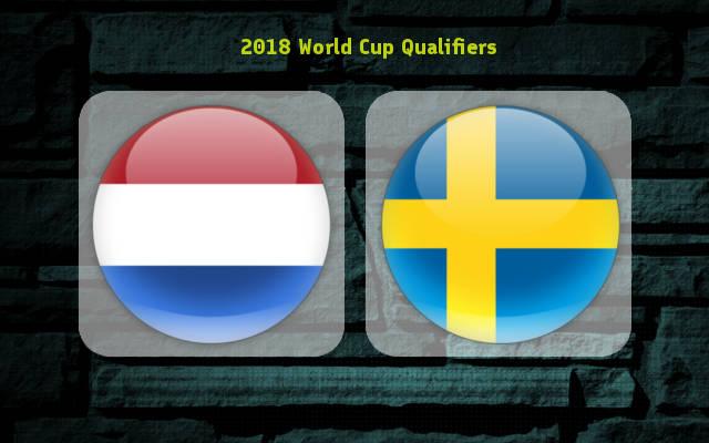 Нидерланды – Швеция