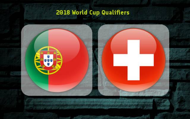 Португалия – Швейцария