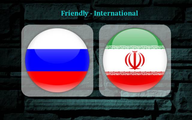 Россия – Иран