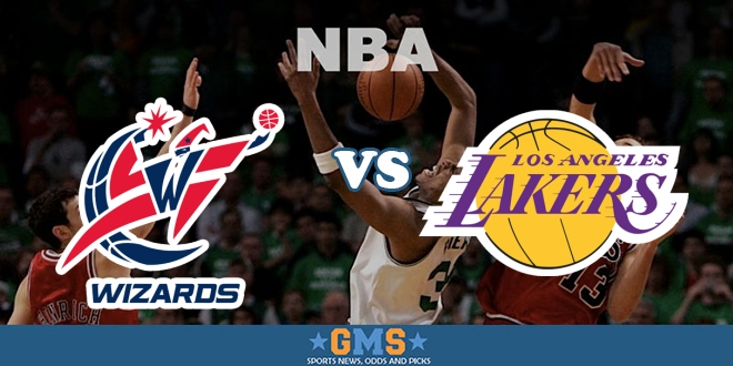 Washington Wizards @ Los Angeles Lakers