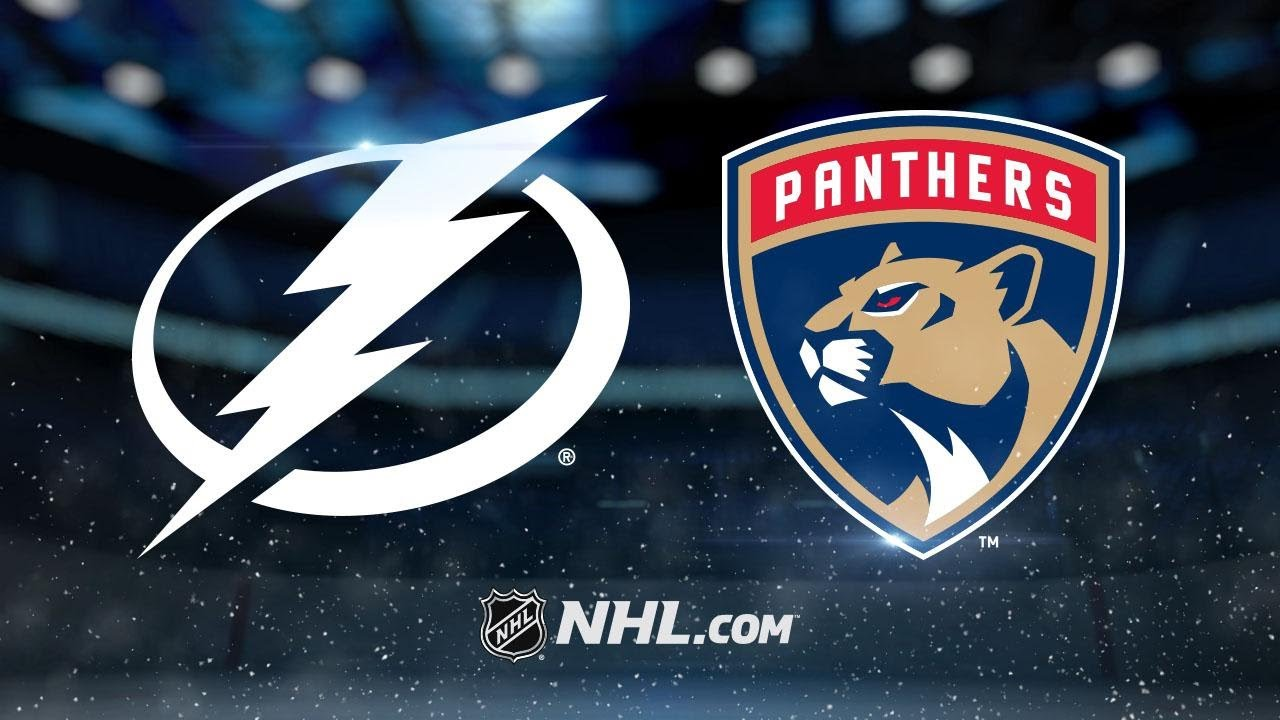 NHL 17/18, RS: Tampa Bay Lightning - Florida Panthers (30.10.2017)