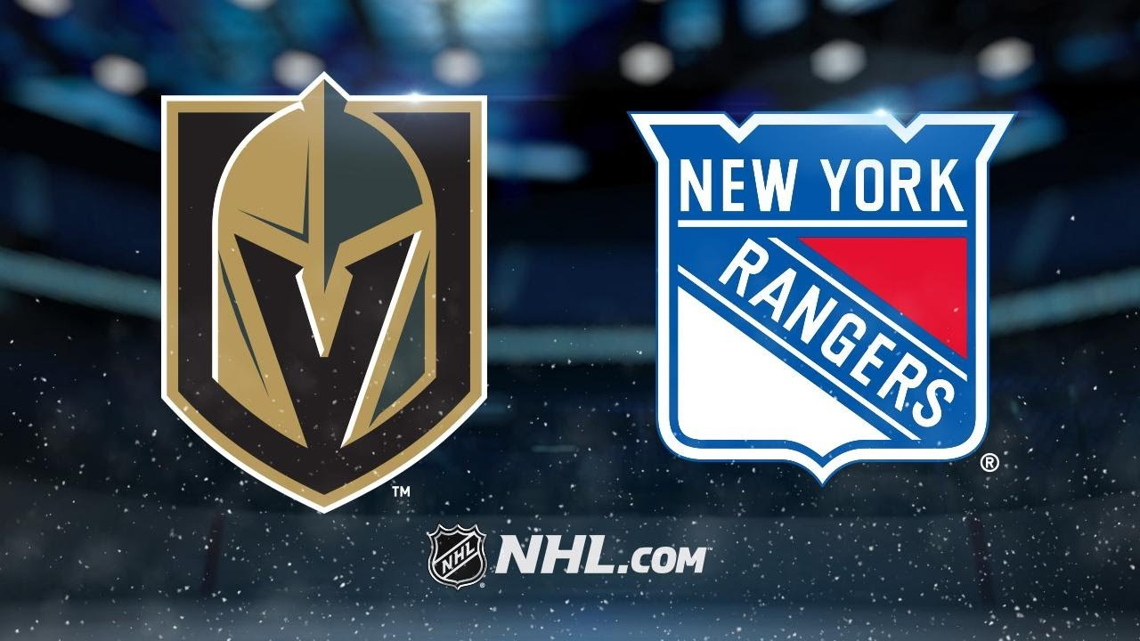 NHL 17/18, RS: Vegas Golden Knights - New York Rangers (31.10.2017)
