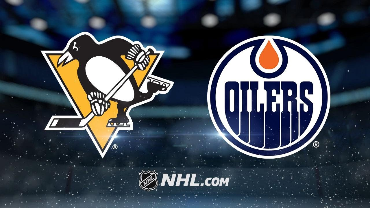 NHL 17/18, RS: Pittsburgh Penguins - Edmonton Oilers (01.11.2017)
